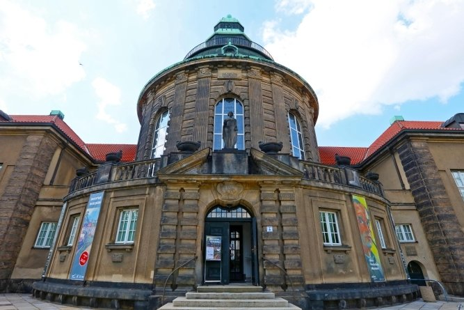 Das Museum hofft im Frühjahr auf viele Besucher.