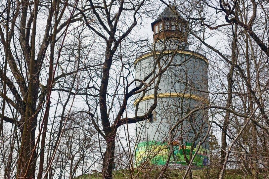 Fotorätsel 1303: Wo versteckt sich der Turm?