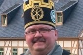 René Maier - Vorsitzender der Saigerhüttenknappschaft Olbernhau-Grünthal
