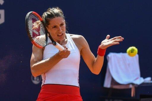 Andrea Petkovic hat das Finale in Guangzhou verpasst
