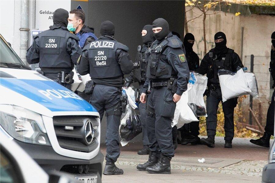 Auch der Remmo-Clan in Berlin, bei dem bereits im Vorjahr in Zusammenhang mit dem Juwelendiebstahl aus dem Grünen Gewölbe in Dresden durchsucht wurde (Foto), bekam im Zuge der Encrochat-Ermittlungen in diesem Jahr erneut Besuch von der Polizei.