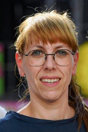 Katja Meier - Sächsische Justiz- und Demokratieministerin