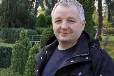 Pfarrer Matthias Große wird nach zehn Jahren in Glauchau eine neue Stelle in der sächsischen Landeshauptstadt antreten.
