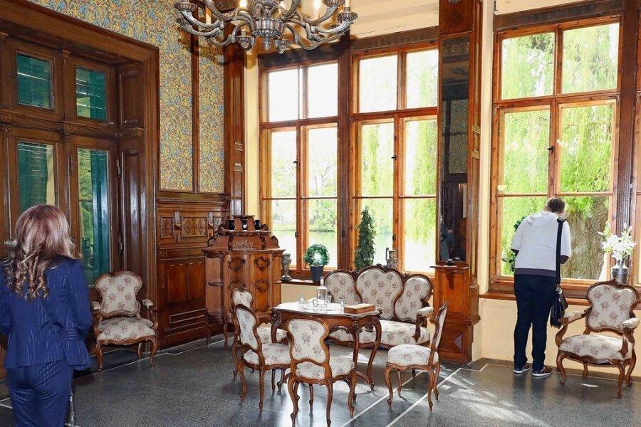 Zum Dreifach-Jubiläum zeigt Schloss Blankenhain neue Ausstellungen