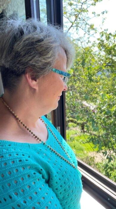 Die Long-Covid-Patientin Simone Uebe berichtet über ihre schwierige Leidenszeit.