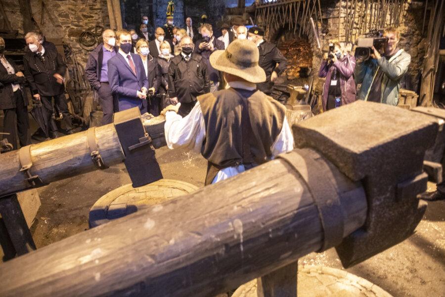 400 Jahre Frohnauer Hammer: Kretschmer und Havlìcek kommen zum Festakt