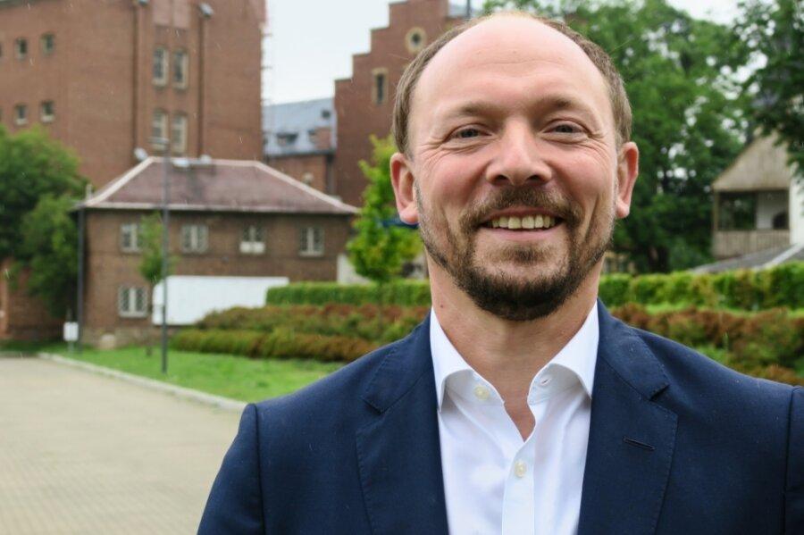 """Marco Wanderwitz bezeichnet sich selbst als """"der Sachse in der Bundesregierung""""."""