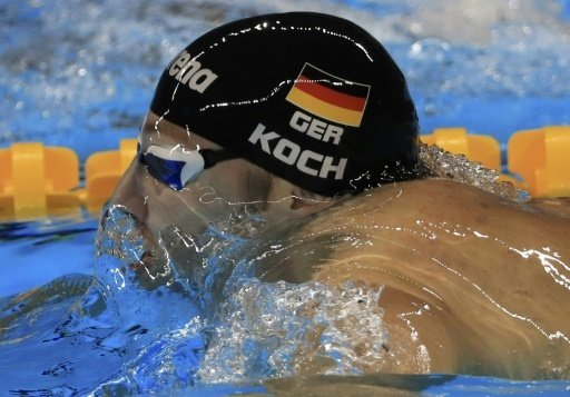 Die deutschen Schwimmer starteten erfolgreich in die EM
