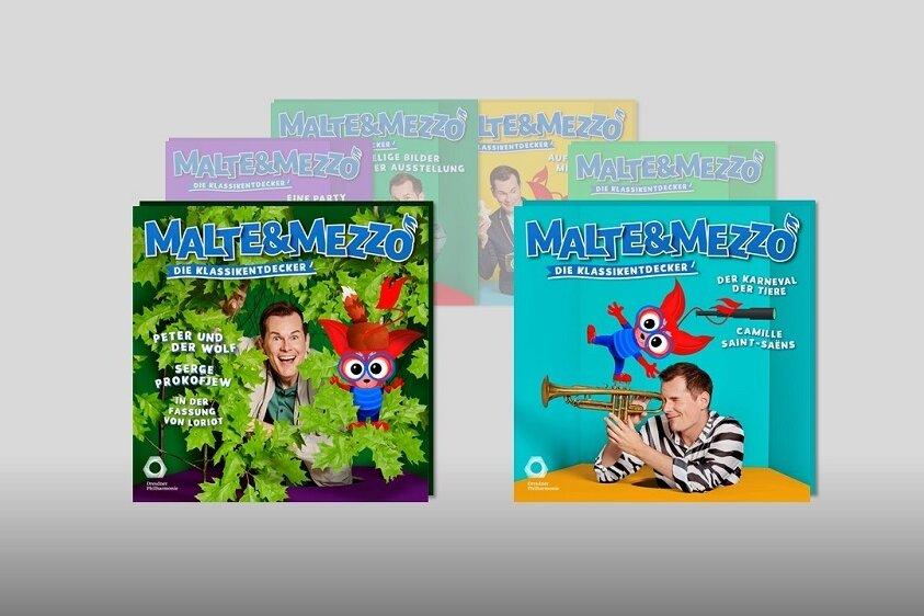 Malte & Mezzo - Die Klassikentdecker