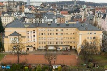 Oberschulen und Gymnasien im Bereich Plauen