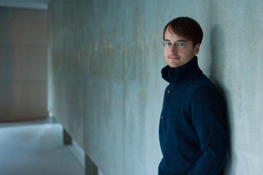 Heimspiel: Jonathan Böhm liest aus seinem Debüt