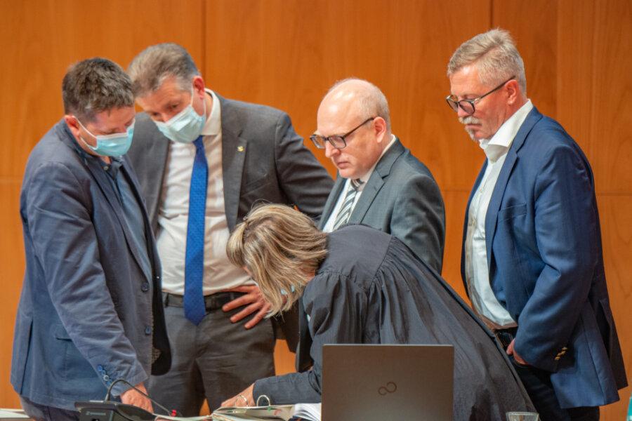 OB Sven Schulze lehnte Axel Bruder als Sozialbürgermeister ab.