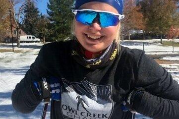 Ist glücklich in ihrer Wahlheimat Colorado: Anna-Maria Dietze.