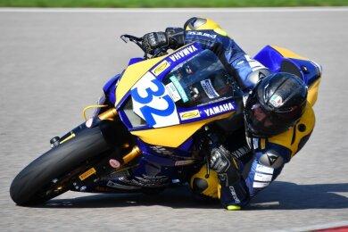 In den vergangenen Jahren sammelte Max Enderlein auf seiner Yamaha viele Erfolge für das Freudenberg-Team aus Bischofswerda.