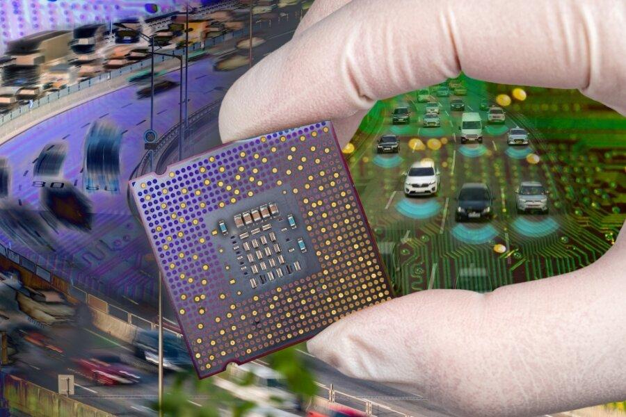 Das Auto wird immer mehr zum rollenden Computer: Mehr als 100 Steuergeräte und bis zu acht Kilometer Kabel stecken heute in einem Pkw.