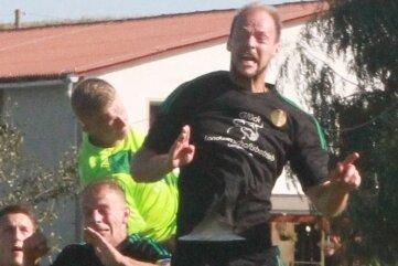 Mühltroffs Jakob Pieles sorgte mit zwei Treffern in der ersten Halbzeit für die Entscheidung im Spiel gegen Reinsdorf/Vielau.