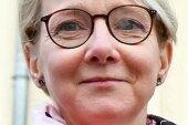 Annett Hertel - Vorsitzende des Kreiselternrats