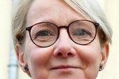 Annett Hertel - Vorsitzende desKreiselternrats
