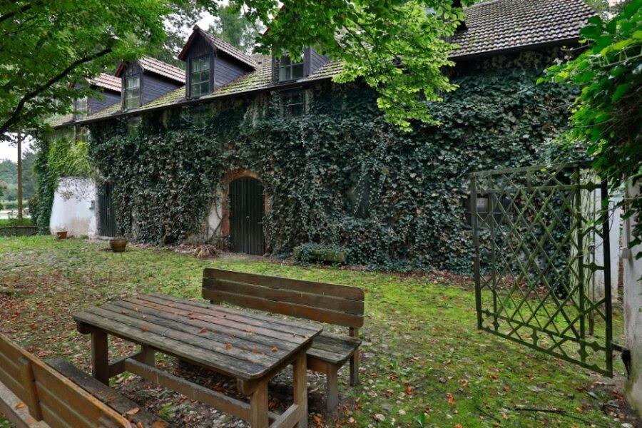 Das Grünfelder Schloss steht auf der Wobau-Verkaufsliste.