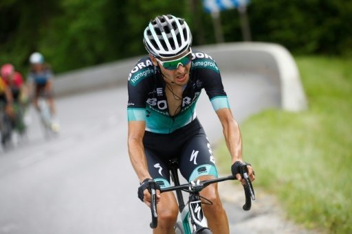 Emanuel Buchmann fällt im Gesamtklassement zurück