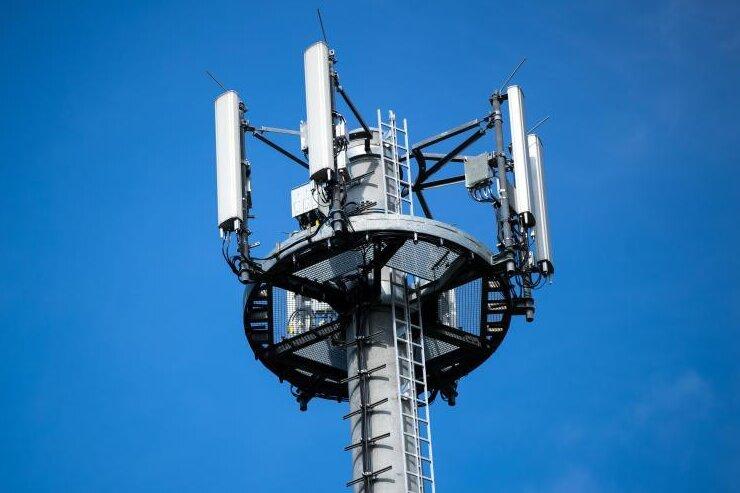 Zwei neue LTE-Stationen im Erzgebirge in Betrieb