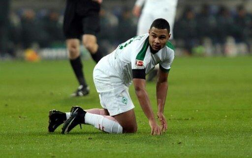 Fällt gegen England aus: Serge Gnabry