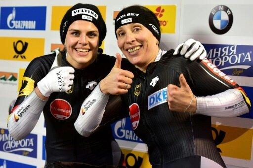 Annika Drazek (r.) tritt im Team Stephanie Schneider an