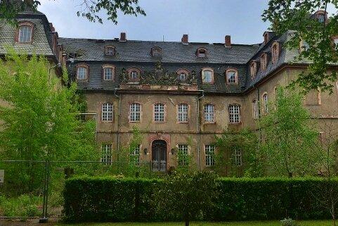 Laut Landesamt für Denkmalpflege ist es besonders um den Ostflügel von Schloss Neusorge schlecht bestellt.