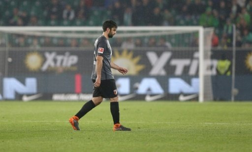 Moravek fehlt den Augsburgern im Spiel gegen Nürnberg