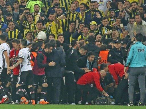 Besiktas will nicht erneut zum Istanbul-Derby antreten