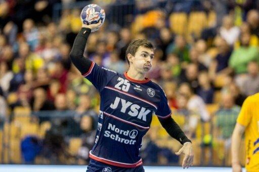 Rasmus Lauge Schmidt erzielte fünf Treffer