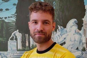 Sempastiao Giaouplari kommt aus der dritten griechischen Liga und verstärkt künftig die Defensive beim VfB Auerbach.