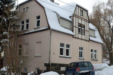 Das Haus in Auerbach-Mühlgrün: Hier geschah im Juni 2016 das Verbrechen.