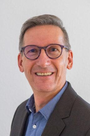 Heiko Buschbeck, Geschäftsführer des Lebenshilfewerkes Invitas in Schneeberg