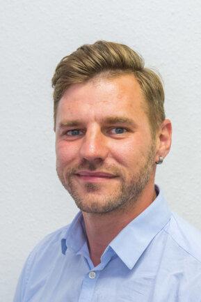 Sascha Thamm, Bürgermeister der Gemeinde Neukirchen