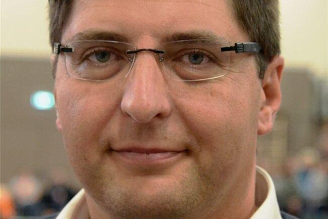 Thomas Hennig - CDU-Bürgermeister von Klingenthal