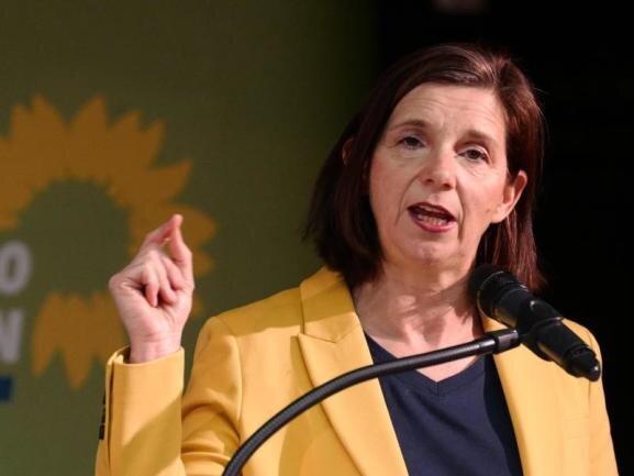 Katrin Göring-Eckardt, Fraktionschefin der Grünen im Bundestag.