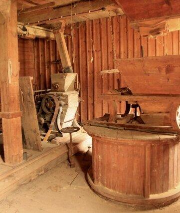 Die alte Mühlentechnik soll erhalten werden.
