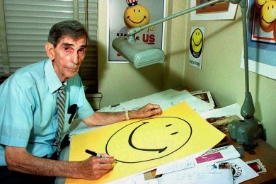 Harvey Ball - Smiley-Erfinder