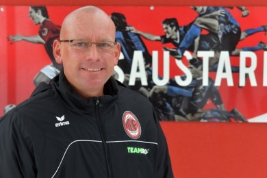 Neuer Chef für 230 Kicker: Marcus Hiemann ist seit Dezember Fußball-Abteilungsleiter beim SV Fortuna Langenau.