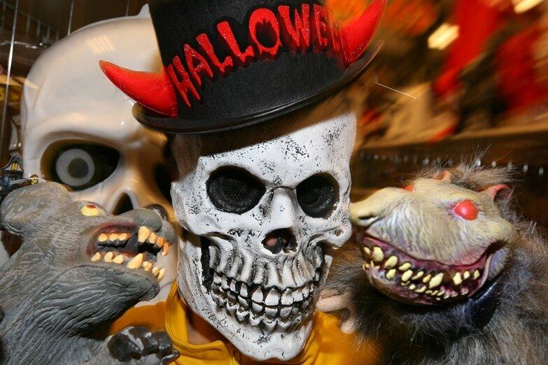 Von Allerheiligen bis Zapfenstreich - ein Halloween-ABC