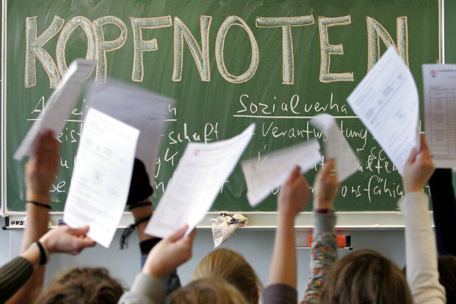 Was Sachsens Schüler anstelle von Kopfnoten wollen