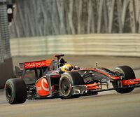 Lewis Hamilton sichert sich die Pole