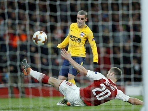 Griezmanns später Ausgleich schockt Arsenal