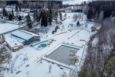 Mithilfe von 2,4 Millionen Euro Fördergeld soll nun das Waldbad Brunn aus dem Dornröschenschlaf geweckt werden.