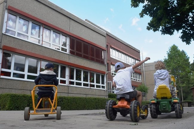 Im Kindergarten Am Wasserturm in Limbach-Oberfrohna hat die Einrichtungsleitung positive Erfahrungen mit der Limbocard gemacht. Sie soll dabei helfen, die Belegung der Kitas besser planen zu können.