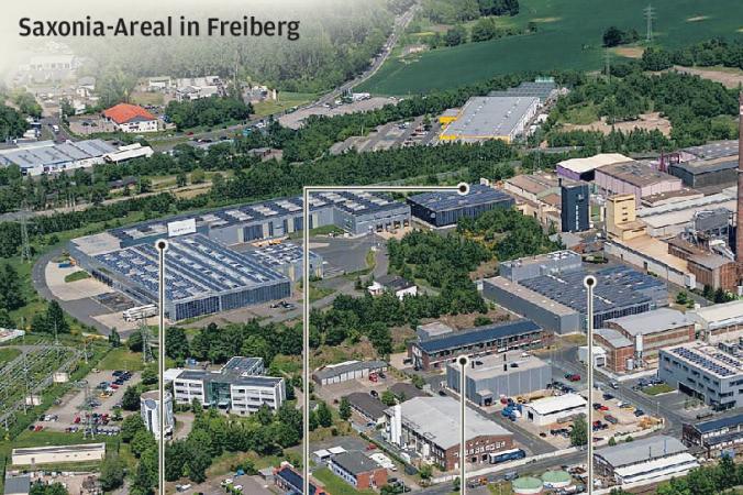 Freiberg sucht neue Gewerbeflächen