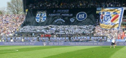 Der Karlsruher SC lädt Erstklässler ins Stadion ein