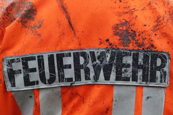 Auerbach: Rentner bei Wohnungsbrand verletzt