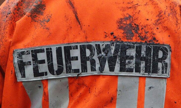 Feuerwehren in Mittelsachsen wegen Regenwetter 31 Mal ausgerückt